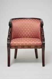 Swan Chair Leather Swan Tub Chair Laurel Crown