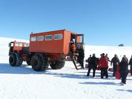 survival truck camper field camp training antarctic survival a southern migration