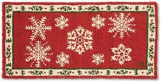 christmas hooked rugs roselawnlutheran
