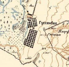 Volga River Map Hussenbach Volga German Institute