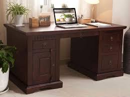 Schreibtisch Aus Holz Schreibtisch Dunkles Holz Tolle Moderner Schreibtisch Aus Holz