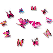 aliexpress com buy 2 stick methods 3d wall stickers diy poster aliexpress com buy 2 stick methods 3d wall stickers diy poster stickers butterflies wall stickers for kids rooms home decor home decoration from reliable