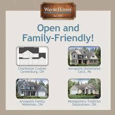 Wayne Homes Floor Plans by Wayne Homes Linkedin