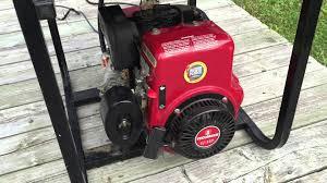 génératrice generator coleman maxa 5000 er plus 10 hp tecumseh