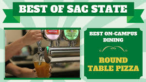 Round Table Pizza Discovery Bay Round Table Pizza Voted U0027best On Campus Dining U0027 At Sac State U2013 The