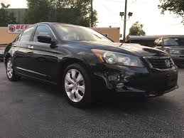 lexus dealership fort lauderdale 2010 used honda accord sedan 4dr i4 automatic ex l w navi at