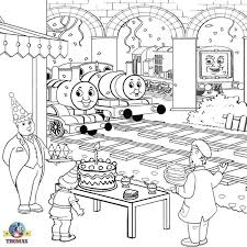 kids activities printable birthday cake coloring pictures