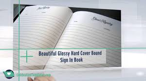 memorial guest book rosy memorial guest book ideas