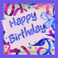 free happy birthday cards free happy birthday greeting card sewing