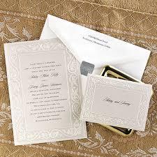 wedding invitations embossed wedding invitation wa5515 87 embossed frame