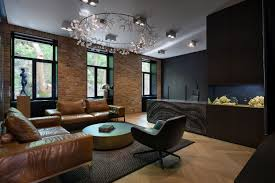 and elegant office in vilnius capital of lithuania designed by