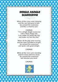 dingle dangle scarecrow download free fun curriculum learning