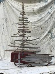 5 u0027 driftwood christmas tree nautical christmas beach