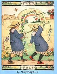 Mary Engelbreit Chair Of Bowlies She Who Loves A Garden Engelbreit 9780836246124 Amazon Com Books