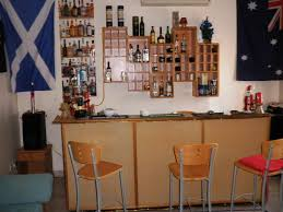 Liquor Display Shelves by Home Bar W Led Floating Shelves Low Profile Liquor Display With
