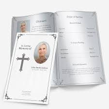 create funeral programs 73 best printable funeral program templates images on
