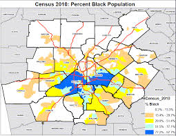 map of metro atlanta census demographic report metro atlanta 2010 na ive tés appraisal