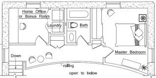 modern houses floor plans modern house plan