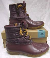 womens casual boots size 11 sperry top sider casual s size 11 ebay