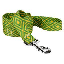 yellow dog design made in the usa fully guaranteed dog collars