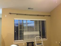 Better Homes And Gardens Curtain Rods by Creatively Re Designed Curtains Curtains And More Curtains