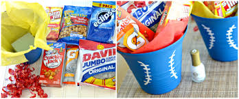 Making Gift Baskets Thank Your Coach W This End Of Season Gift Idea And Free