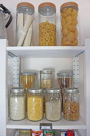 ikea food storage create an open shelving pantry with ikea shelves hometalk