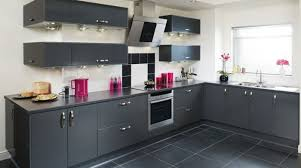 cuisine murale cuisine cuisine gris anthracite très moderne meuble cuisine