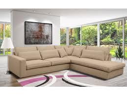 basika canapé canapé d angle à droite gola beige
