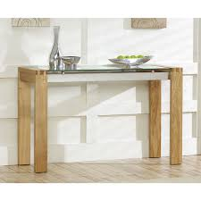 Oak Desk Furniture Decorating Skinny Console Table With Storage And Console Desk