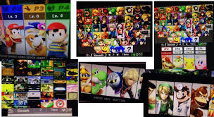 smash bros 64 battle royale battle fanon wiki smash bros for wii u and nintendo 3ds credits the