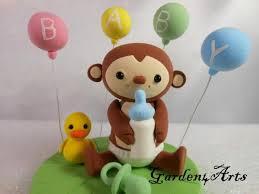 monkey cake topper wedding ideas cake topper weddbook