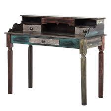 Schreibtisch Dunkelbraun Massiv Safavieh Schreibtisch U2013 Für Ein Modernes Zuhause Home24