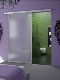bathroom dividers modern bathroom new york by sliding door