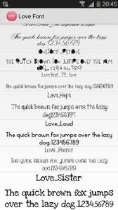 font apk font flipfont free apk free personalization app