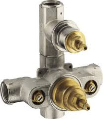 Shower Valve Cartridge Removal by Kohler K 401 Mixing Valve Cartridge Repair Or Replace Terry