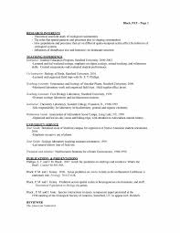 Biology Resume Examples by 14 Best Photos Of Fieldwork Biology Resume Sample Biology
