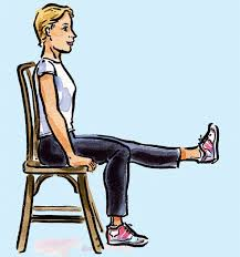 Chair Exercises For Seniors Calendar Of Events