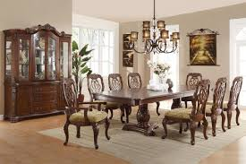 formal dining room pictures rectangle brown wooden display cabinet