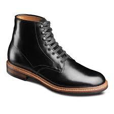 higgins mill boot with dainite sole by allen edmonds