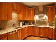 kitchen wonderful natural cherry kitchen cabinets light wood
