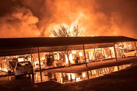 Wildfire Nutrition by Nail Biting Footage From Inside A Raging Wildfire U2013 Resource