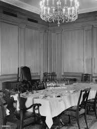 us supreme court u0027s dining room pictures getty images