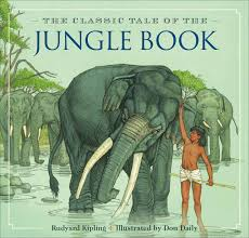 jungle book book rudyard kipling don daily official
