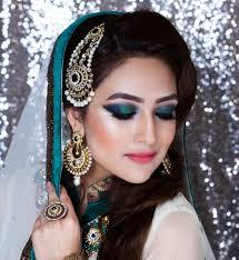 zoebia majeed mua asian stani nikkah bridal makeup