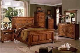 Oak Bed Set Bedroom Endearing Solid Oak Bedroom Set Bedrooms