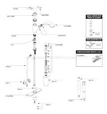 leaky moen kitchen faucet repair breathtaking moen single handle kitchen faucet repair diagram