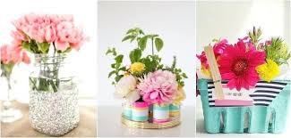 inexpensive flowers simple flower centerpieces use inexpensive flowers from the