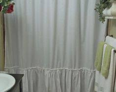 Gray Burlap Curtains Charcoal Gray Shower Curtain Http Otmh Us Pinterest Gray
