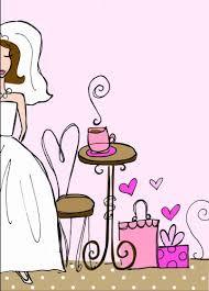 bridal tea party invitations bridal tea shower invitation wiregrass weddings